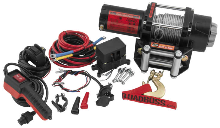 Ramsey Winch Wiring Diagram : Winch wiring cables trusted schematics diagram