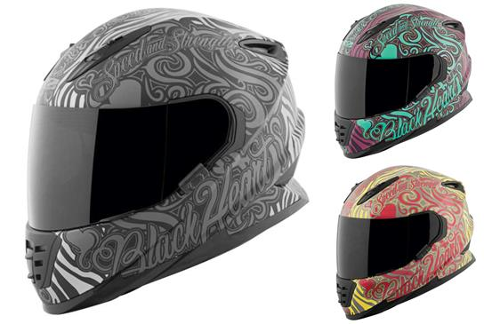 Speed And Strength 2016 Ss1310 Black Heart Womens Motorcycle